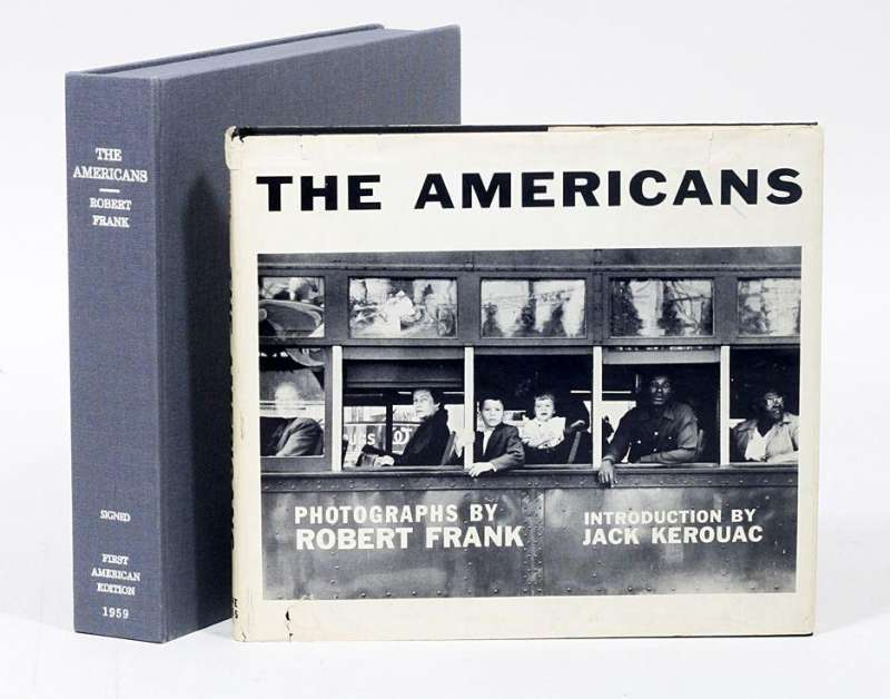 Robert frank the americans book 01