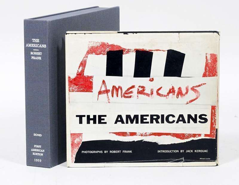 Robert frank the americans book 03