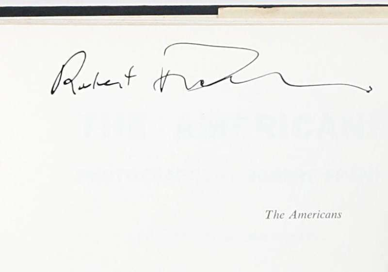 Robert frank the americans book 09