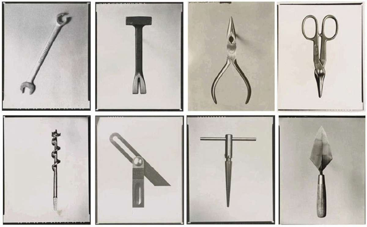 Walker evans beauties of the common tool 00