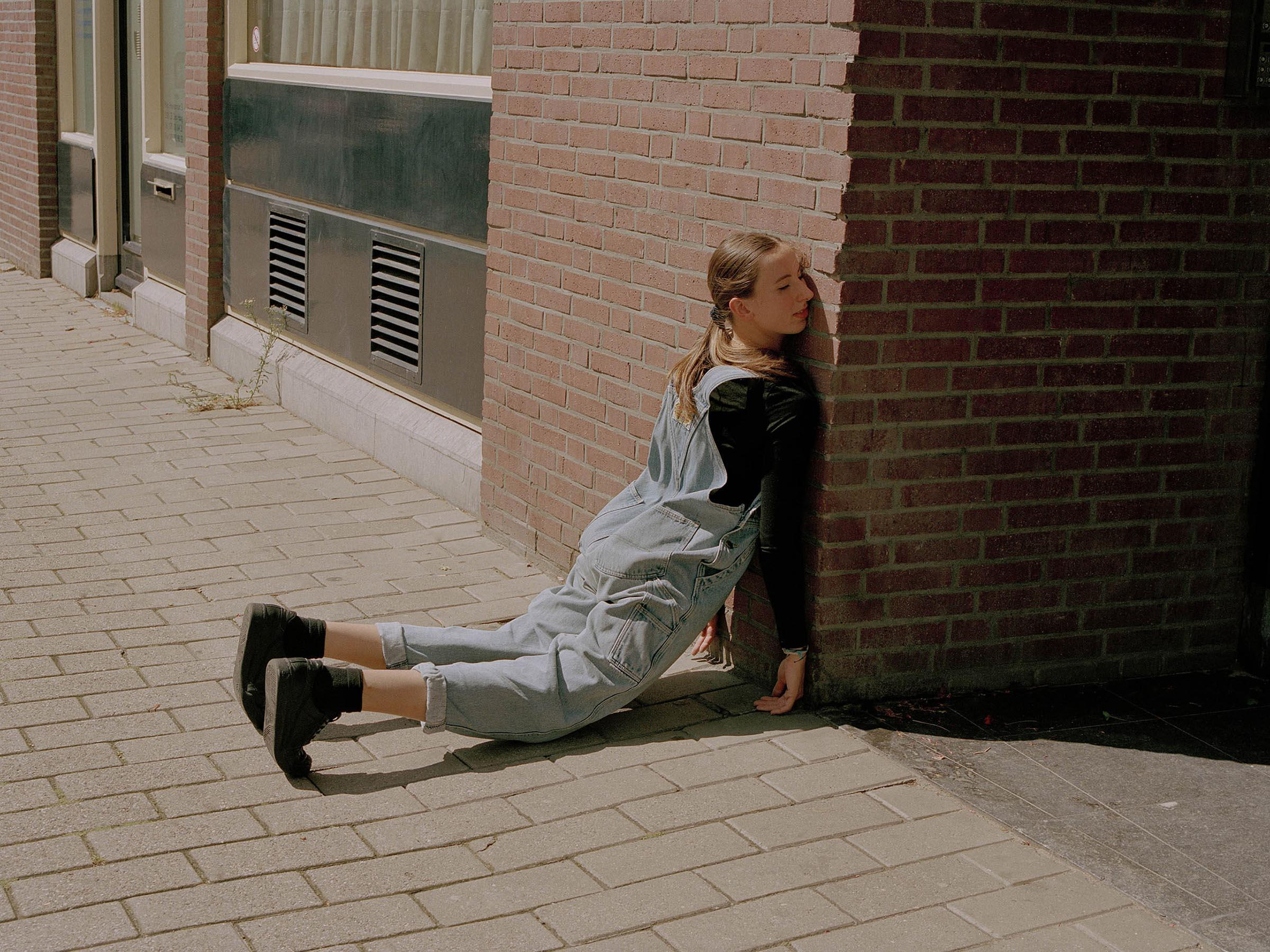 Melissa schriek the city is a choreography7